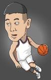 Giocatore di pallacanestro royalty illustrazione gratis
