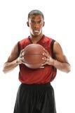 Giocatore di pallacanestro Immagini Stock Libere da Diritti