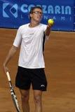 Giocatore di tennis del trifosfato di adenosina; Vincitore Crivoi (ROU) Fotografie Stock