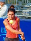 Giocatore di tennis di MARGALITA CHAKHNASHVILI (GEO) Fotografia Stock Libera da Diritti