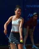 Giocatore di tennis di MARGALITA CHAKHNASHVILI (GEO) Immagine Stock
