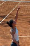 Giocatore di tennis di MARGALITA CHAKHNASHVILI (GEO) Fotografia Stock