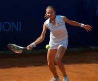 Giocatore di tennis di RENATA VORACOVA (CZE) Fotografia Stock Libera da Diritti