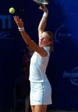 Giocatore di tennis di RENATA VORACOVA (CZE) Immagini Stock