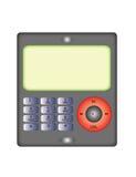 Giocatore Phone/Mp3 Fotografia Stock