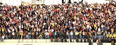 Giocatori di gruppo di Erbil Fotografia Stock