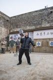 Giocatori di pietra della serratura Fotografia Stock Libera da Diritti