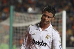 Giocatori di Real Madrid Fotografia Stock Libera da Diritti