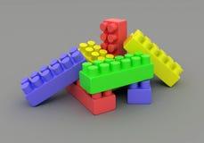 Giocattoli illustrazione di stock
