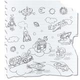 Giocattoli royalty illustrazione gratis