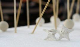 Giocattoli da argilla Immagini Stock
