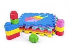 Giocattoli dei bambini Immagini Stock