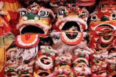 Giocattoli del cinese tradizionale Fotografia Stock