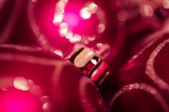 Giocattoli del nuovo anno Fotografie Stock
