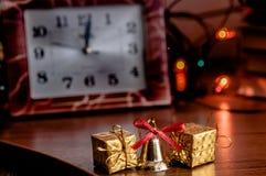 Giocattoli del ` s del nuovo anno fotografia stock libera da diritti