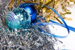 giocattoli dell'Pelliccia-albero Fotografia Stock