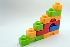 Giocattoli di crescita Fotografia Stock