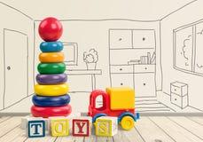 giocattolo Fotografie Stock Libere da Diritti