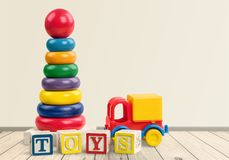giocattolo Immagine Stock