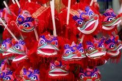 Giocattolo cinese del drago Fotografia Stock