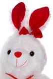 Giocattolo coccolo del coniglio di coniglietto Fotografia Stock Libera da Diritti