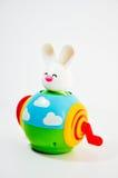 Giocattolo del coniglietto Fotografie Stock Libere da Diritti
