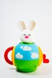 Giocattolo del coniglietto Immagini Stock Libere da Diritti