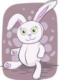 Giocattolo del coniglio di vettore Fotografia Stock Libera da Diritti