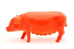 Giocattolo del maiale Immagine Stock Libera da Diritti
