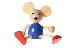 Giocattolo del mouse Fotografia Stock Libera da Diritti