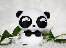 Giocattolo del panda Fotografia Stock