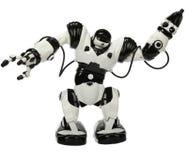 Giocattolo del robot Immagini Stock