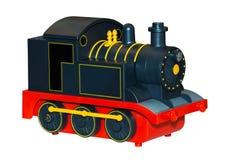 Giocattolo del treno dei bambini Immagini Stock