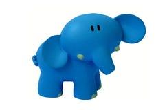 Giocattolo dell'elefante Fotografie Stock Libere da Diritti