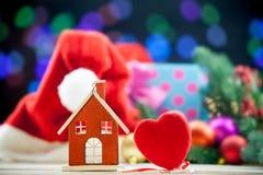 Giocattolo della Camera e giocattolo di forma del cuore Immagini Stock