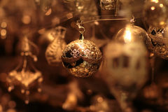 Giocattolo della decorazione di Natale Immagine Stock Libera da Diritti
