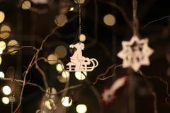 Giocattolo della decorazione di Natale Fotografia Stock Libera da Diritti