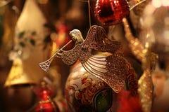 Giocattolo della decorazione di Natale Fotografia Stock
