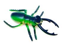 Giocattolo dello scarabeo Fotografie Stock Libere da Diritti