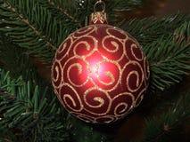 Giocattolo di Christmass Fotografie Stock