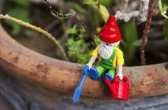 Giocattolo di Gnome Fotografie Stock