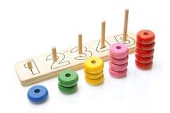 Giocattolo di legno Fotografia Stock