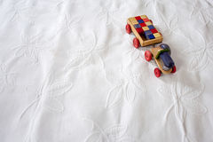 Giocattolo di legno Fotografia Stock Libera da Diritti