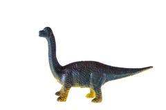 Giocattolo di plastica del dinosauro Fotografie Stock