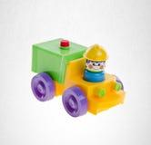 Giocattolo o giocattolo dell'automobile sui precedenti Fotografie Stock