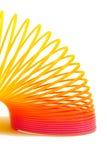 Giocattolo Slinky Immagine Stock Libera da Diritti