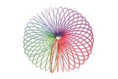 Giocattolo Slinky Immagini Stock