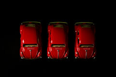 Giocattolo Volkswagen Beetle Fotografia Stock Libera da Diritti