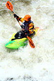 Giochi 2011 di Teva Mt. - stile libero che Kayaking Fotografia Stock