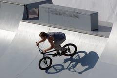 Giochi dell'adrenalina a Mosca, Russia, fotografia stock libera da diritti